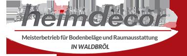 Heimdecor Müller GmbH - Logo